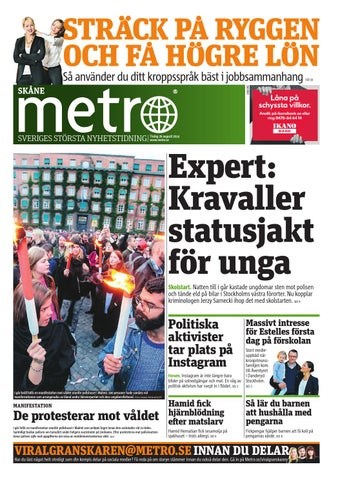 20161125_se_stockholm by Metro Sweden issuu