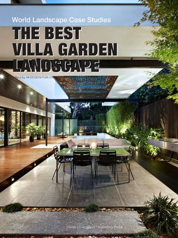 The Best Villa Garden Landscape By Hi Design International