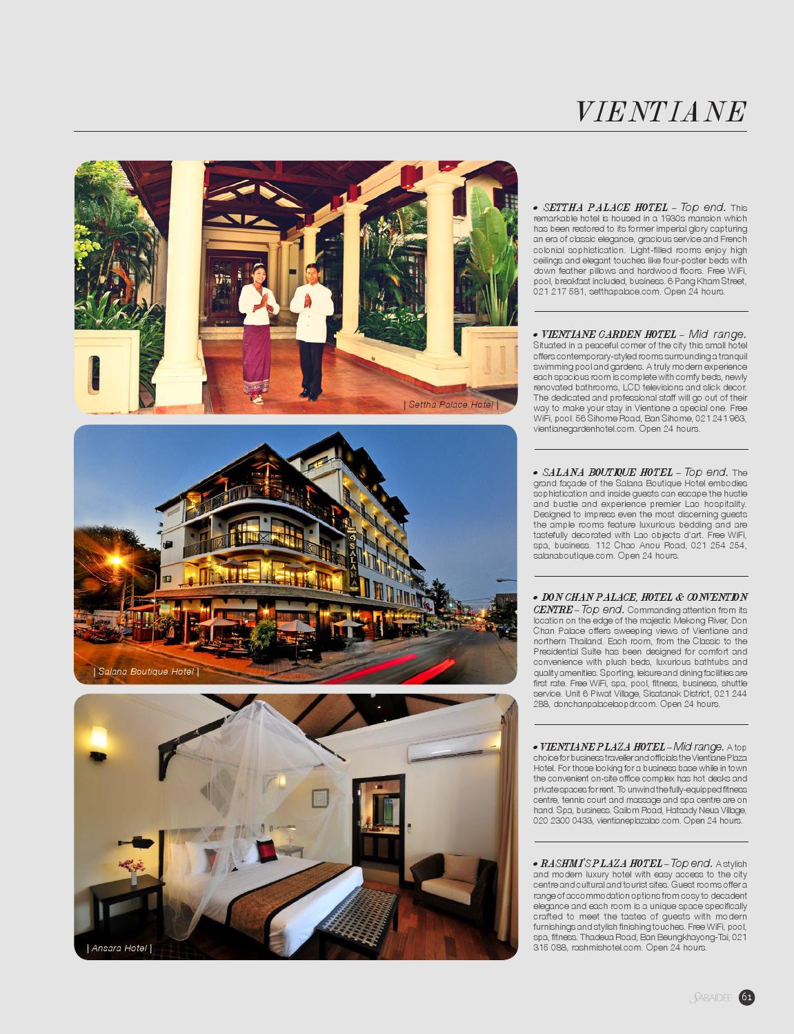 Sabaidee Lifestyle U0026 Travel Magazine Issue 19 By Sabaidee Magazine   Issuu