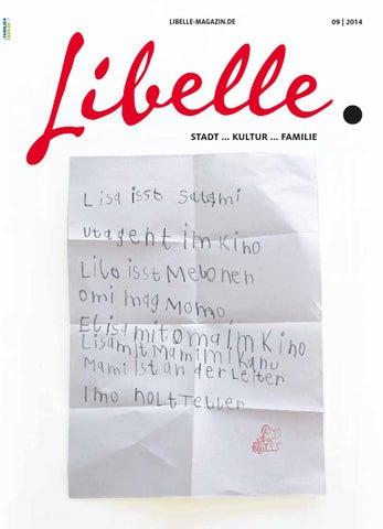 Libelle September 2014 by Libelle | Stadt ... Kultur ... Familie - issuu
