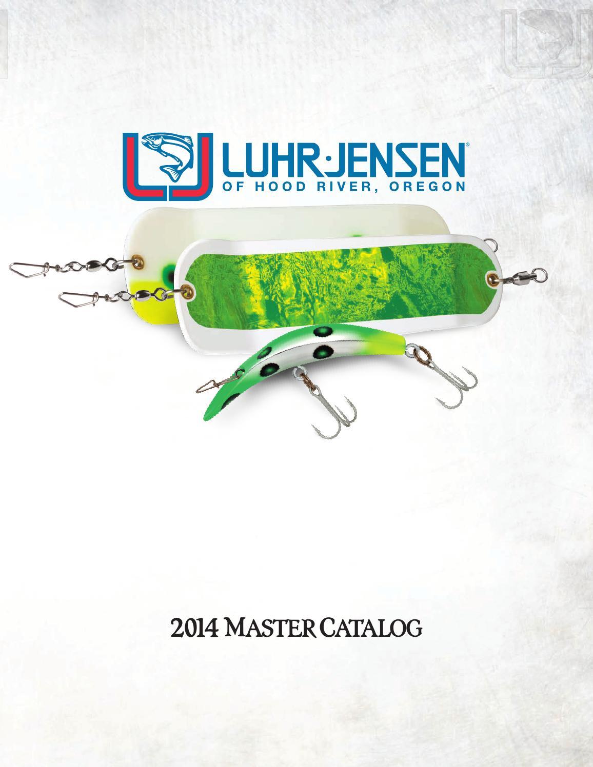 NEW! Luhr Jensen Jet Diver 20/' Crystal Purple Tiger