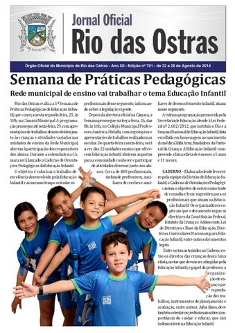 6b3f53072 Edição nº 701 by Rio Das Ostras Jornal - issuu