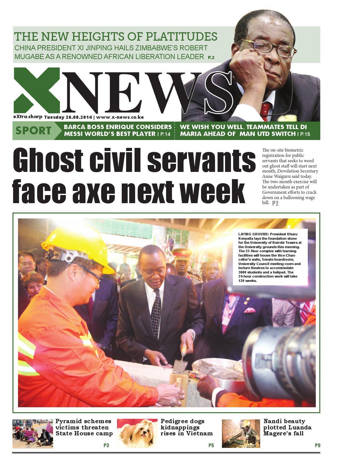 Xnews By X News Issuu