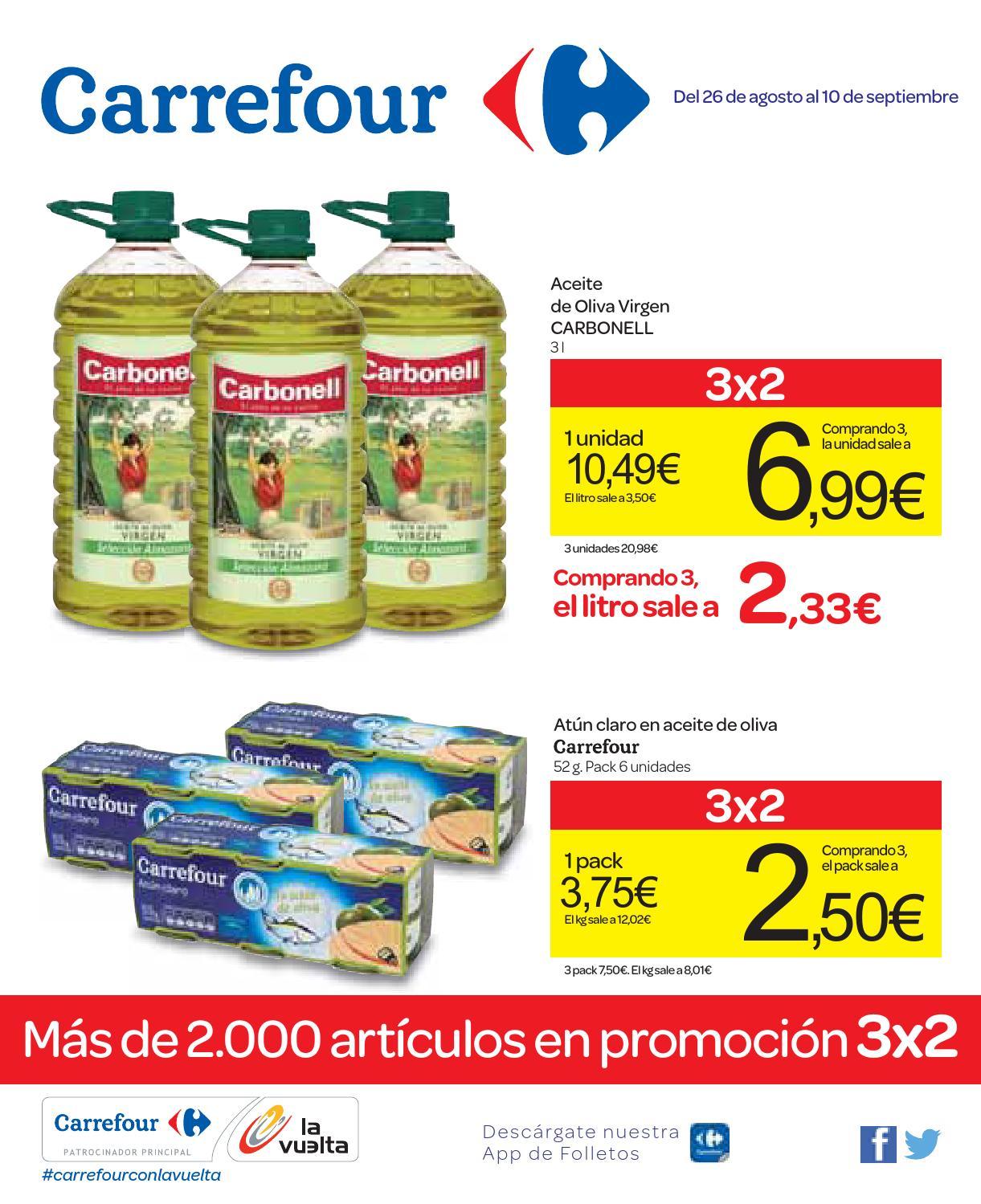 Catalogo Carrefour Alimentacion By Carrefour Online Issuu ~ Pinzas Sujeta Sabanas Carrefour