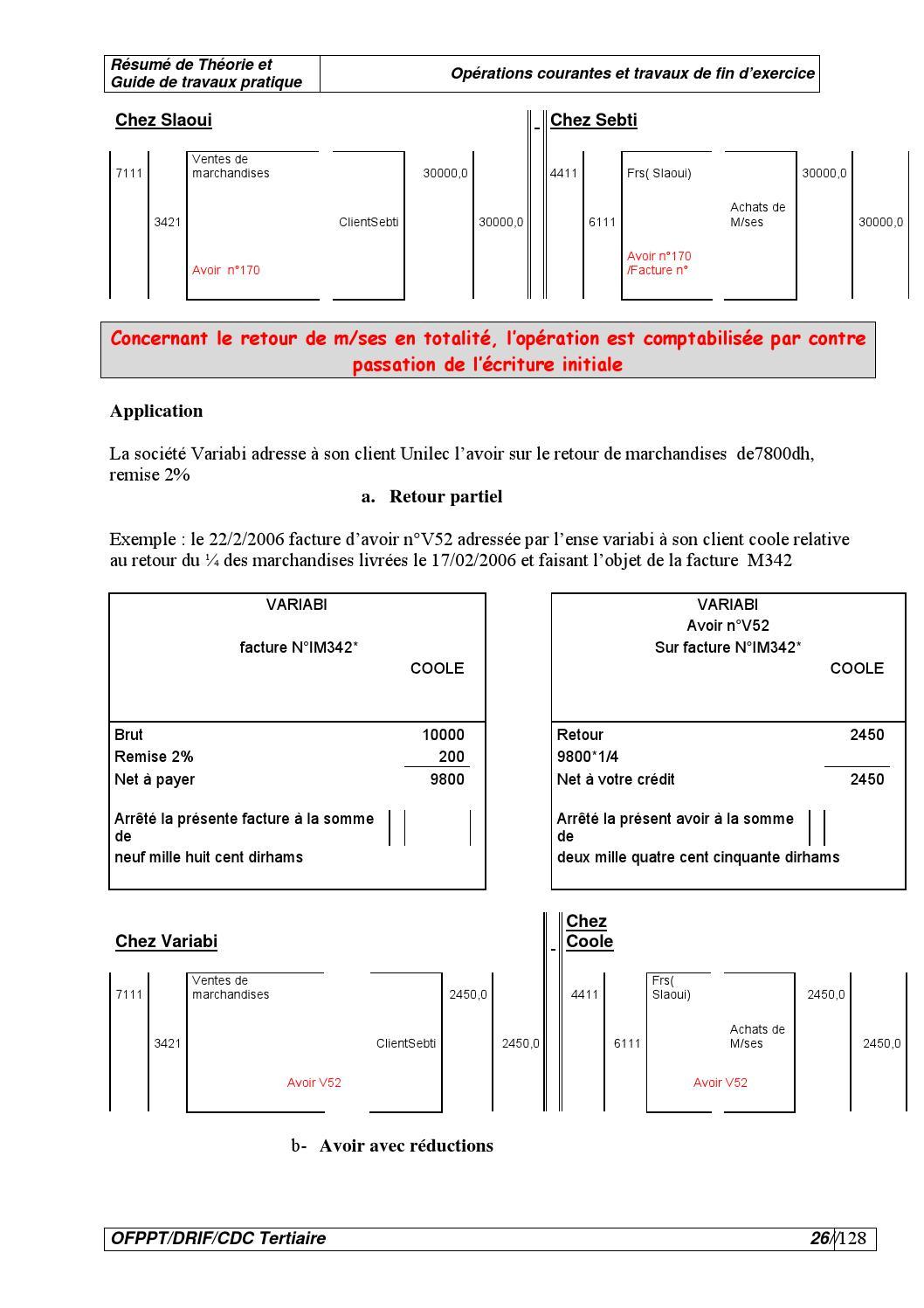Module 08 tsge comptabilité des opérations courantes et ...