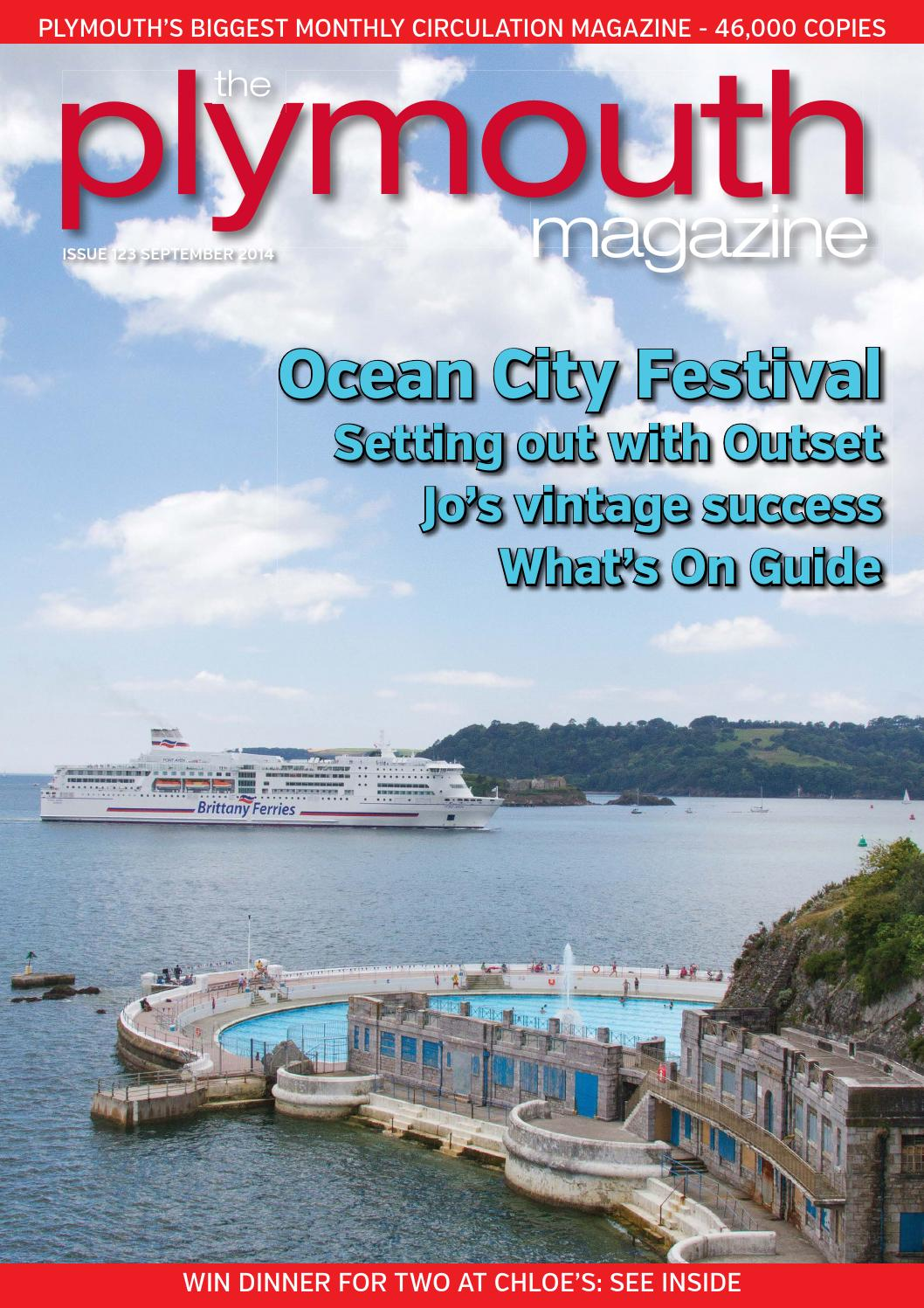 The Plymouth Magazine issue 123 by Cornerstone Vision - issuu