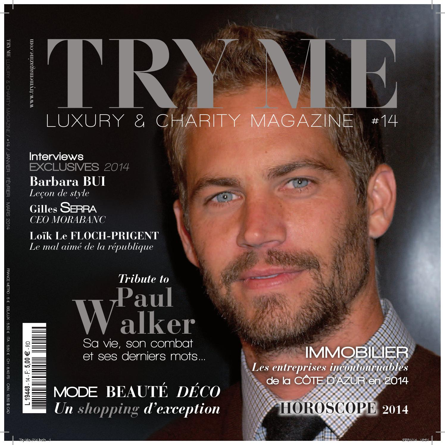TRY ME Luxury   Charity Magazine   14 by trymemagazine - issuu 4a7991066c8f