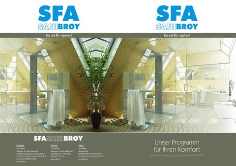 sanibroy sfa katalog by issuu. Black Bedroom Furniture Sets. Home Design Ideas