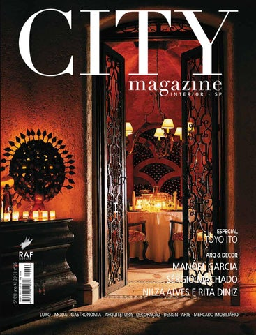 90f6f4aba4 City Interior SP 01 by RAF EDITORA - issuu