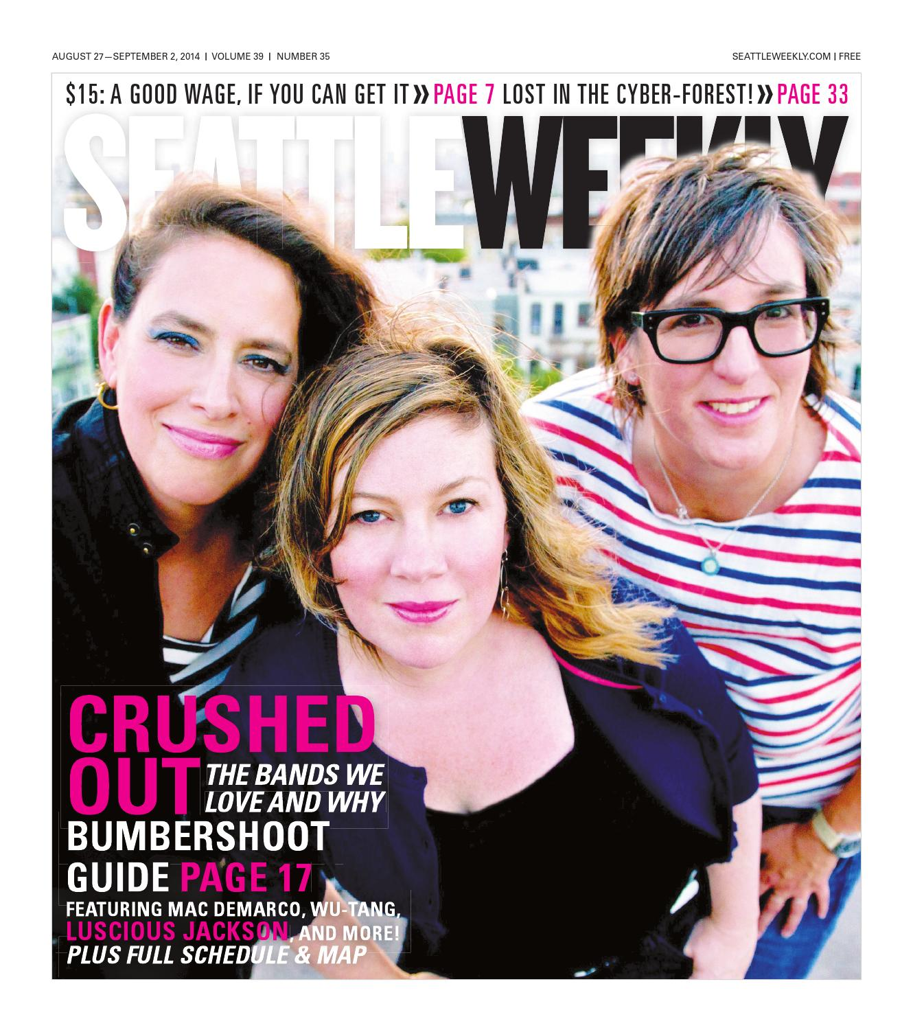 Seattle Weekly, August 27, 2014 by Sound Publishing - issuu