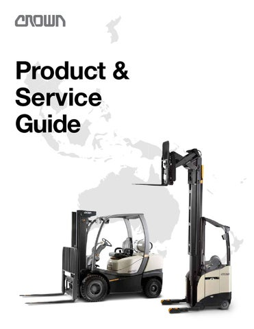 Crown Equipment Product Catalogue By Crown Lift Trucks Pty Ltd Issuu