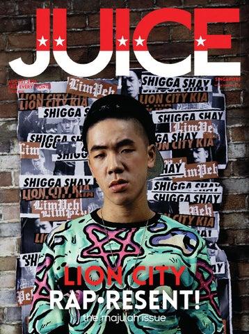 JUICE August 2014 - Shigga Shay  0ba1d7c6a