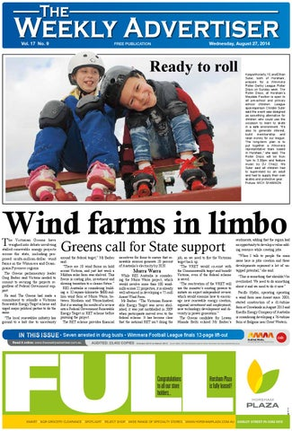 check out 869e8 4f71c The Weekly Advertiser - Wednesday, August 27, 2014 by The Weekly ...