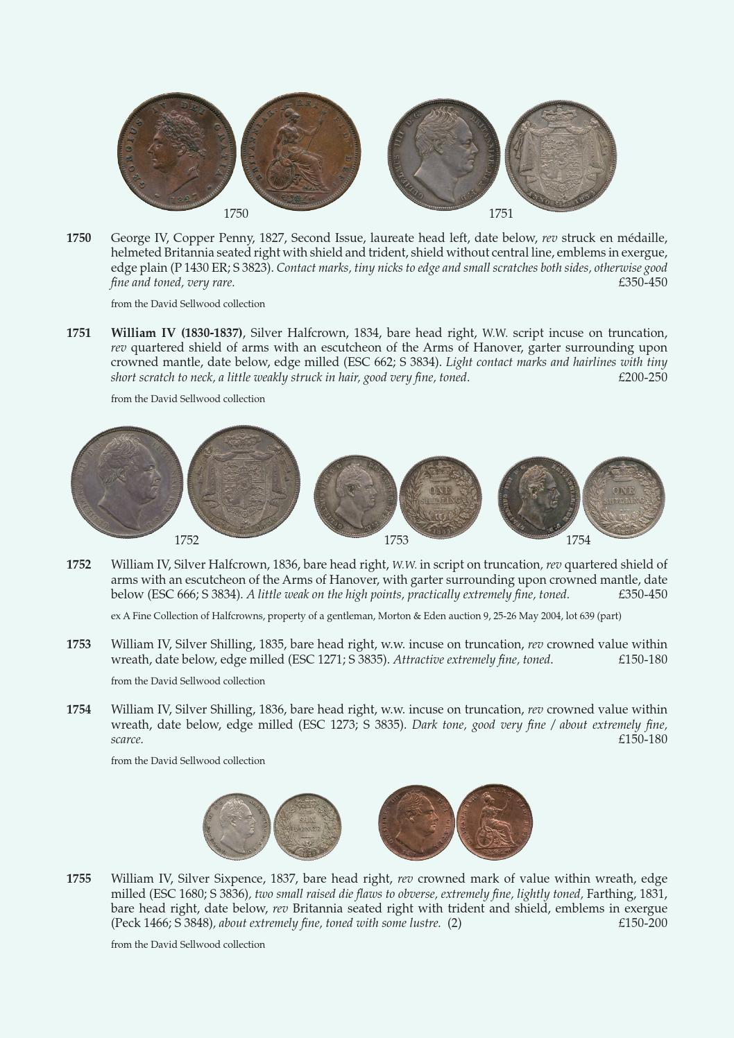 Baldwin's Auction 90 by A  H  Baldwin & Sons Ltd - issuu