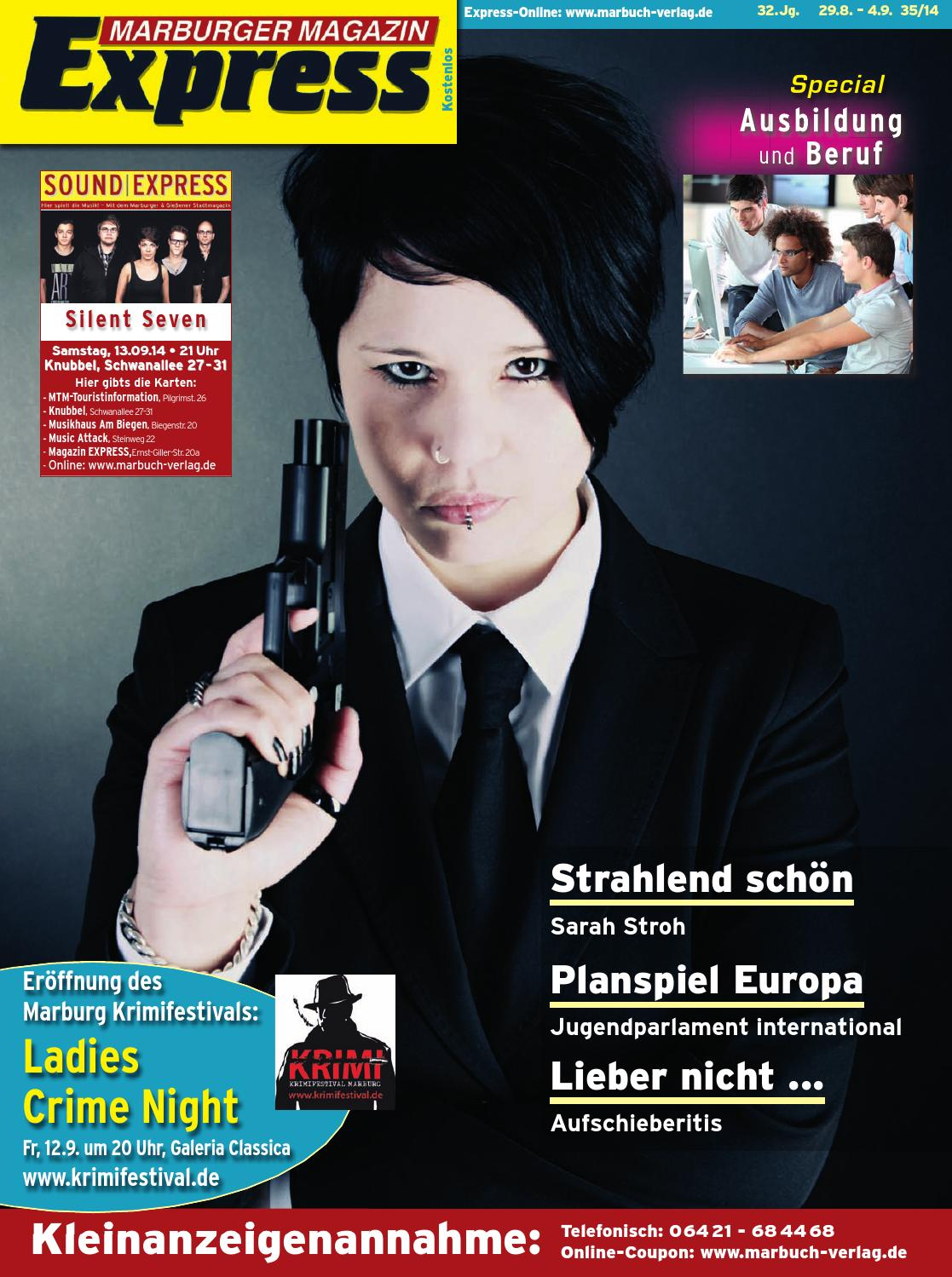 marburger magazin express 35 2014 by ulrich butterweck issuu. Black Bedroom Furniture Sets. Home Design Ideas