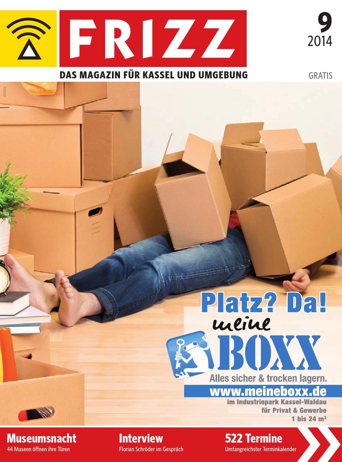 FRIZZ Das Magazin Kassel September 2014 by frizz kassel - issuu
