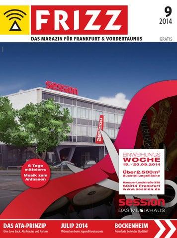 fe0c51c6a4bbc FRIZZ Das Magazin Frankfurt September 2014 by frizz frankfurt - issuu
