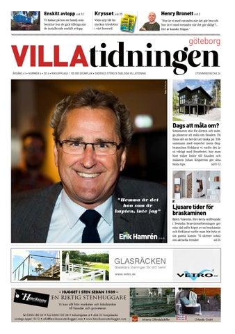 Villatidningen Göteborg  4 by Villatidningen - issuu 95461ee8dc61c