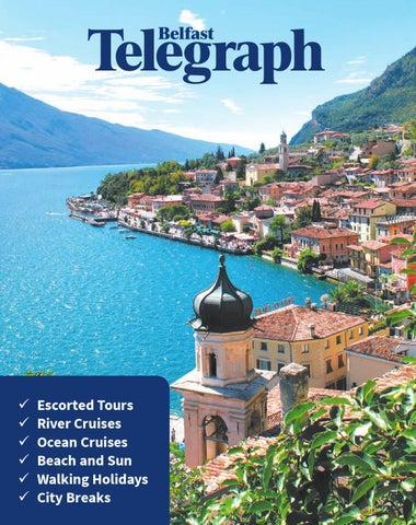 Belfast Telegraph Travel Brochure August 2014 By Belfast