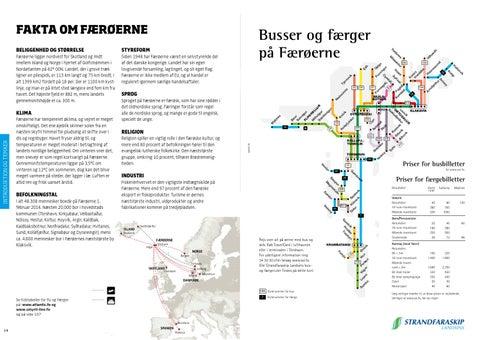 Faeroerne Tourist Guide 2015 By Visit Faroe Islands Issuu