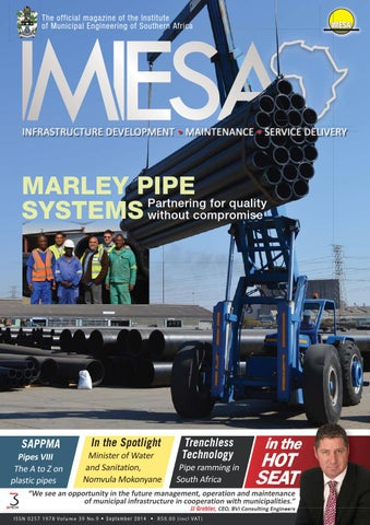 Imiesa September 2014 by 3S Media - issuu