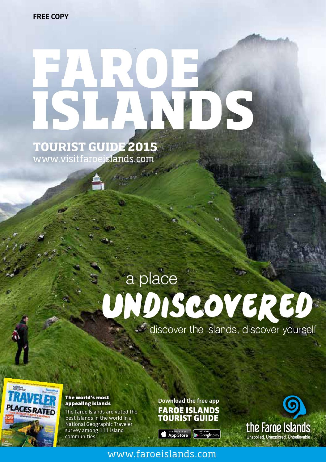 National Geographic Traveler Logo >> Faroe Islands - Tourist guide 2015 by Visit Faroe Islands - Issuu