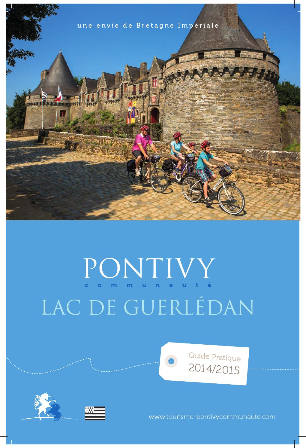 Guide pratique 2014 2015 by office de tourisme pontivy communaut issuu - Office de tourisme pontivy ...