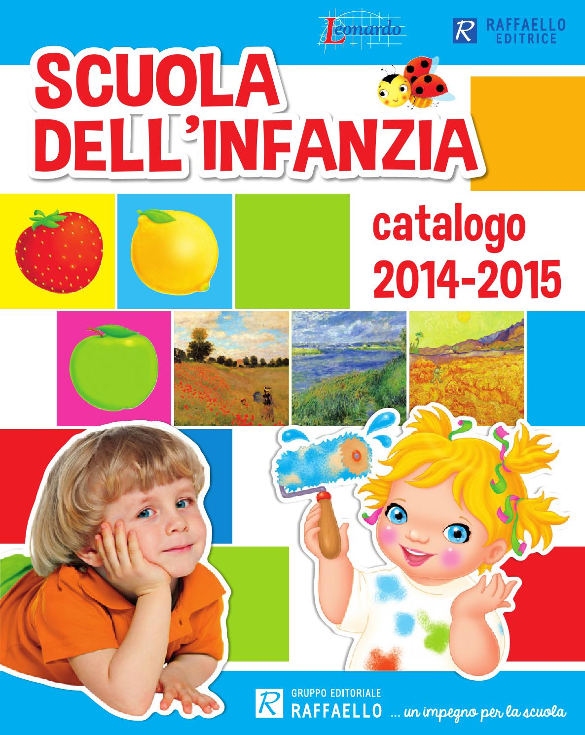 Catalogo scuola d 39 infanzia by l 39 albero centro didattico for Catalogo arredi scuola infanzia