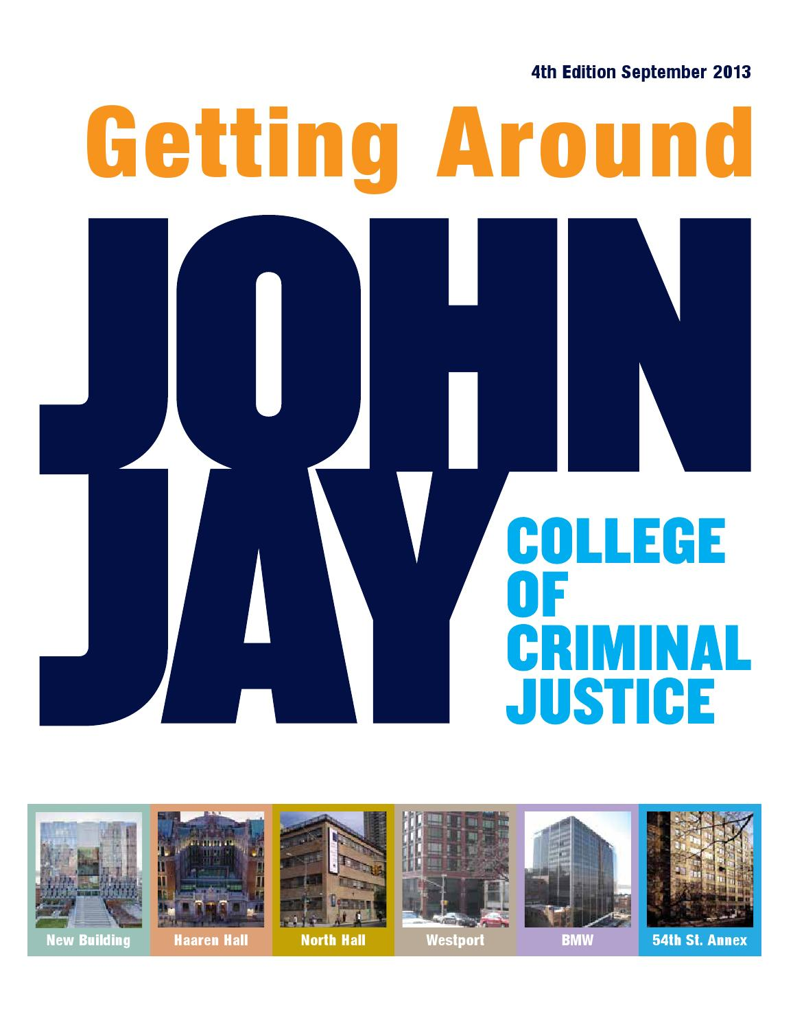 john jay campus map John Jay College Campus Map By Jjcstudents Issuu john jay campus map