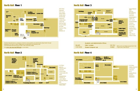 Rockefeller University Campus Map.John Jay College Campus Map By Jjcstudents Issuu