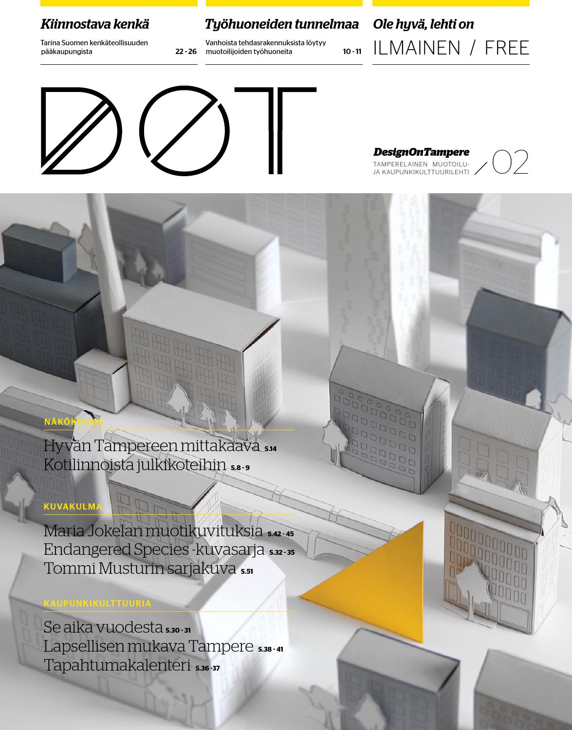Dot 2 By Designontampere Issuu