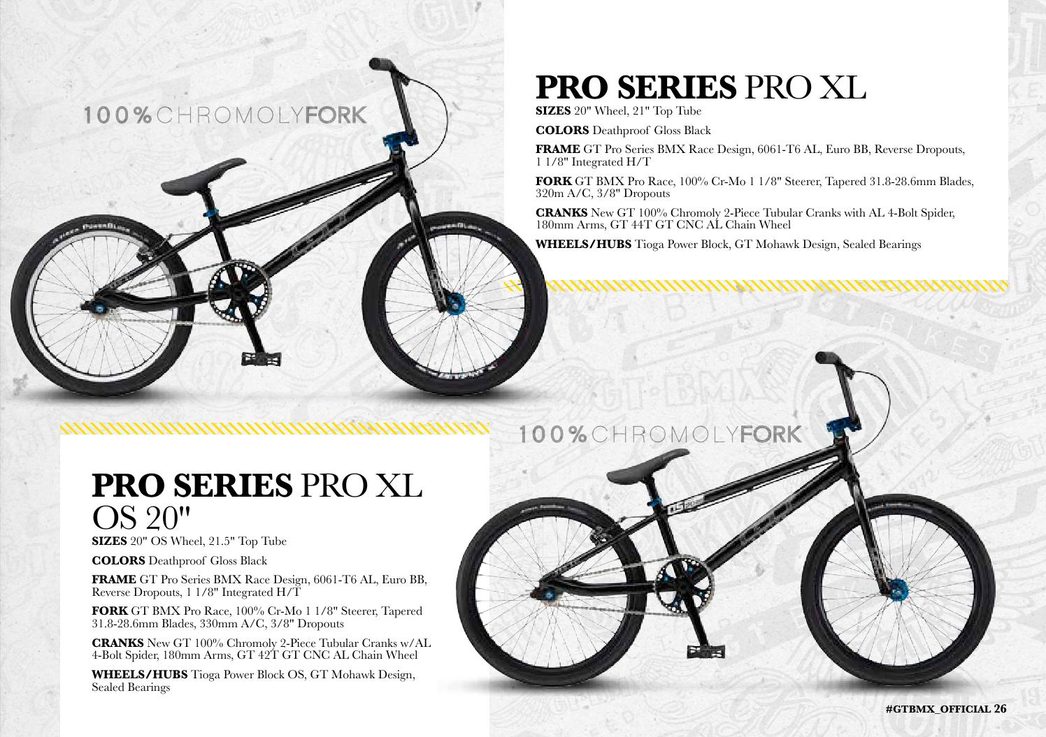 2015 GT Bicycles® BMX Race Catalog US by GT Bicycles