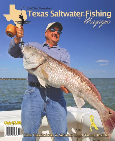 5e66bfea8ef64 October 2007 by Texas Salwater Fishing Magazine - issuu
