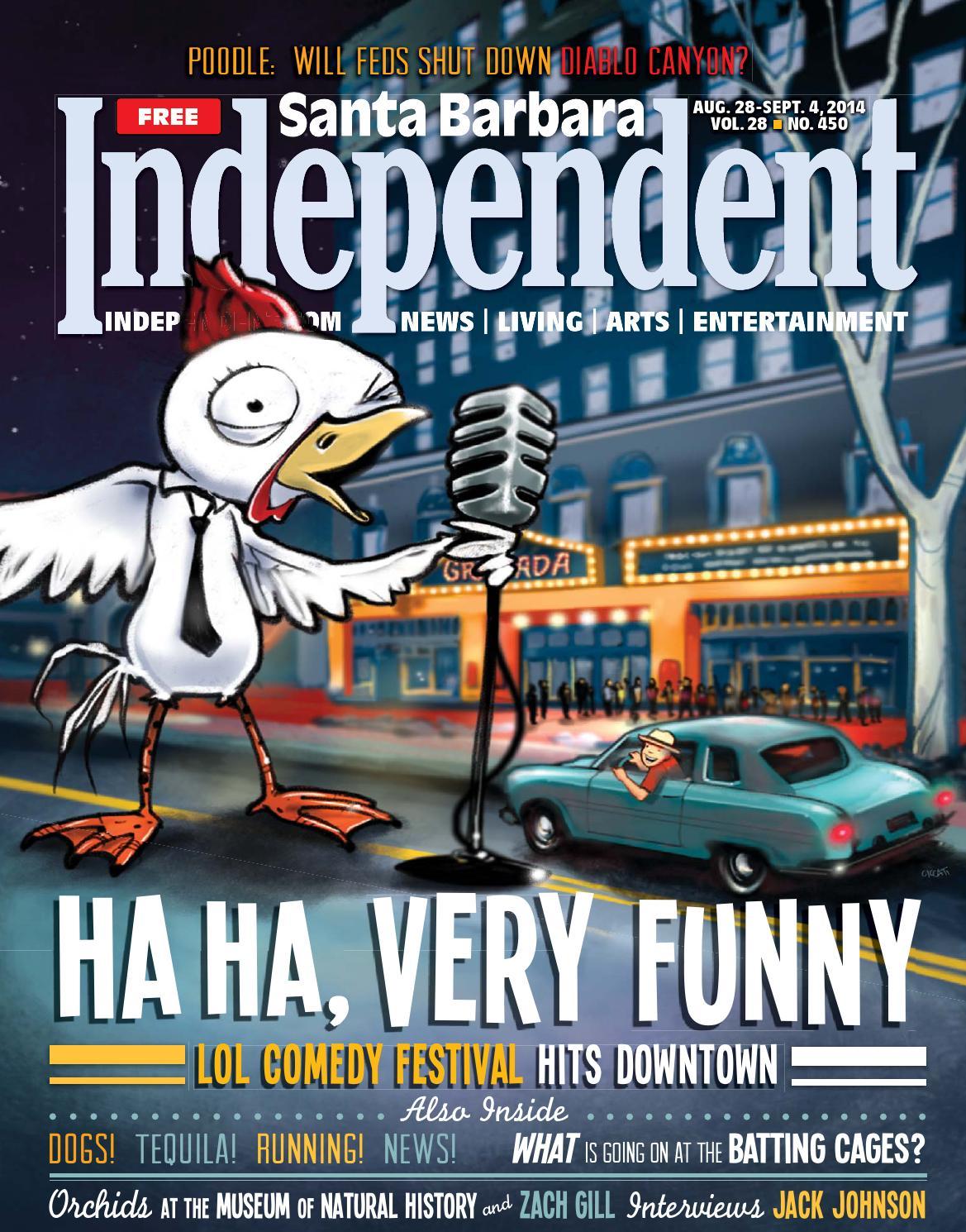 Santa Barbara Independent, 08/28/14 by SB Independent - issuu