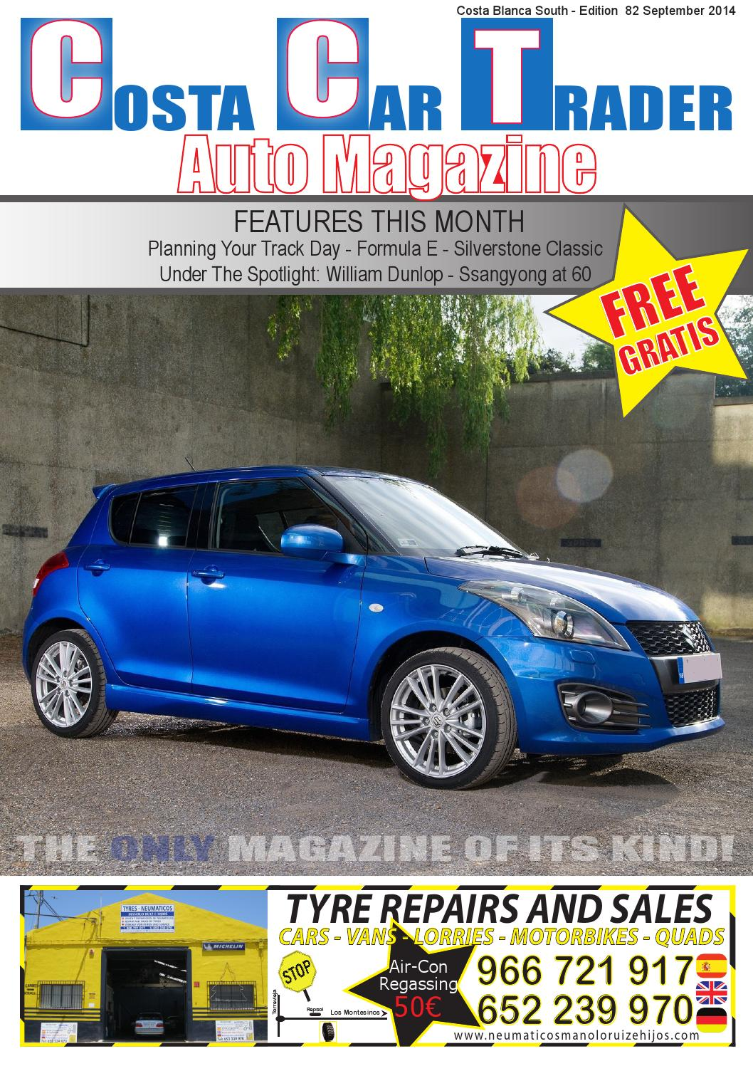 6b740079c1 CCT September 2014 by Costa Car Trader - issuu