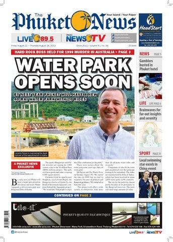 22-08-2014 by The Phuket News - issuu