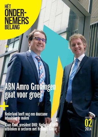 00c3bc415ee029 Het Ondernemersbelang Groningen 2-2014 by Uitgeverij Novema - issuu