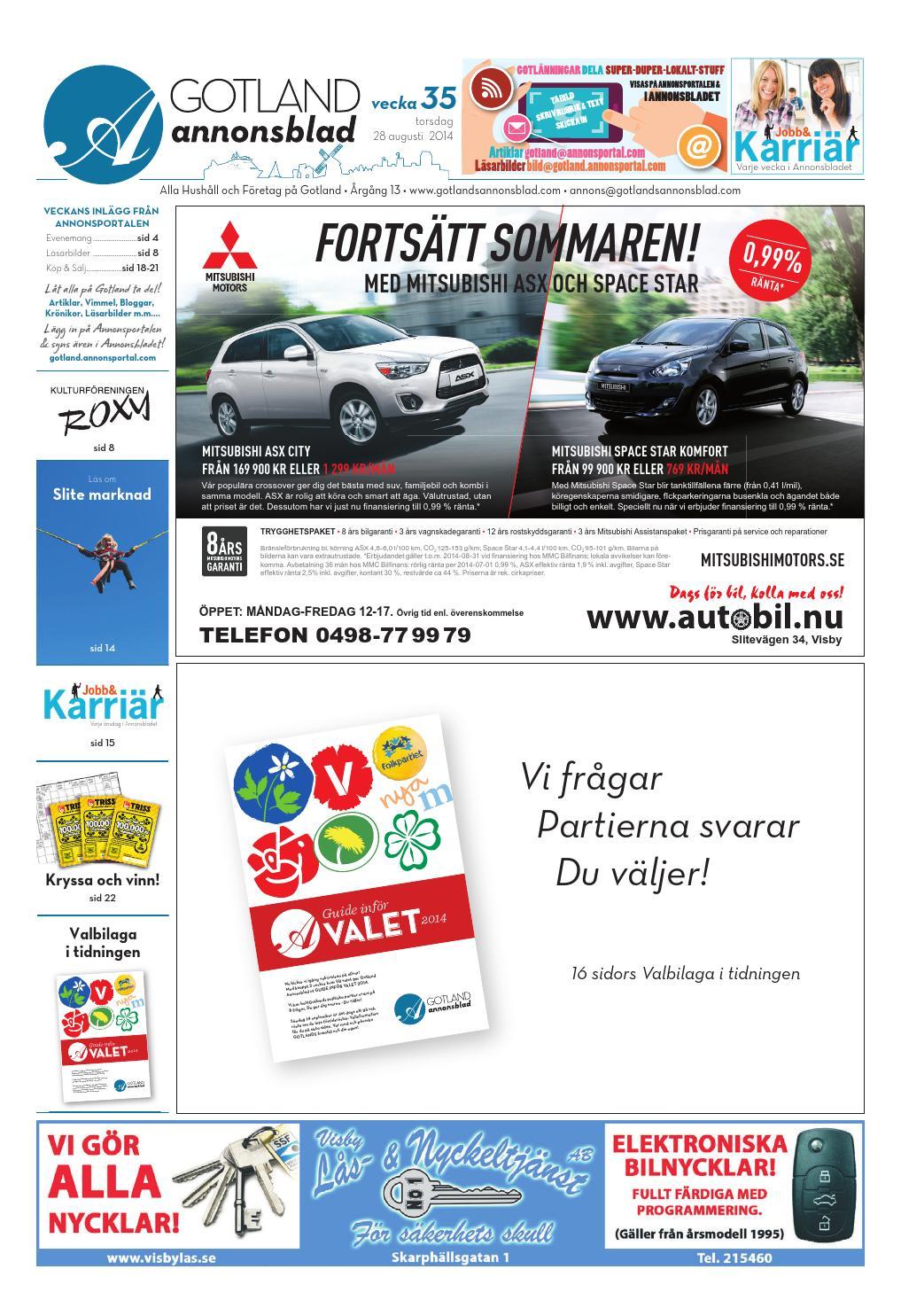 arbetsmarknaden - Finsam Gotland