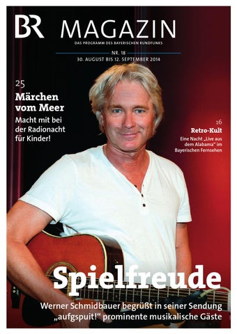 BR-Magazin Nr. 18 vom 30.08.-12.09.2014 by Bayerischer Rundfunk - issuu
