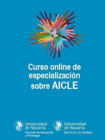 Curso De Especialización Online Sobre Aicle By Educación Y