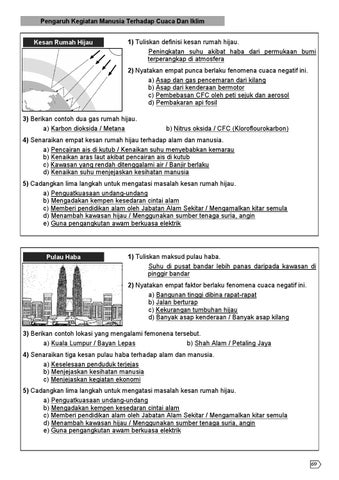 Sample Modul Geo T4 By Buku Geografi Issuu