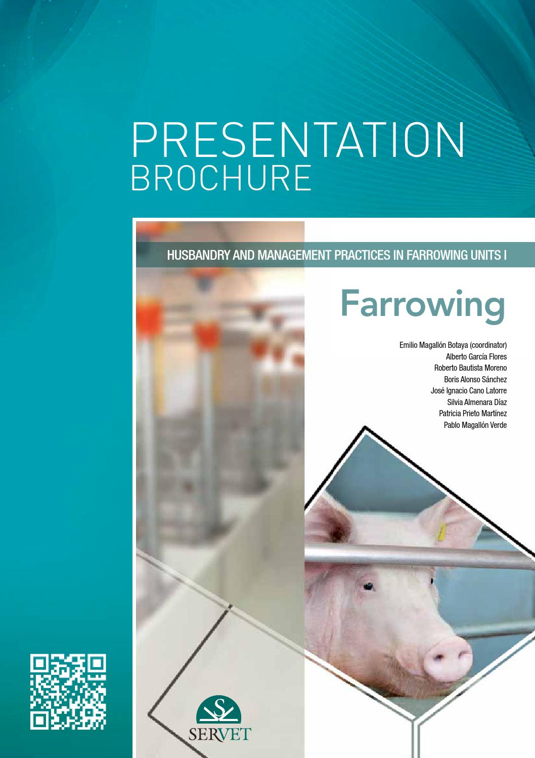 Husbandry And Management Practices In Farrowing Units I