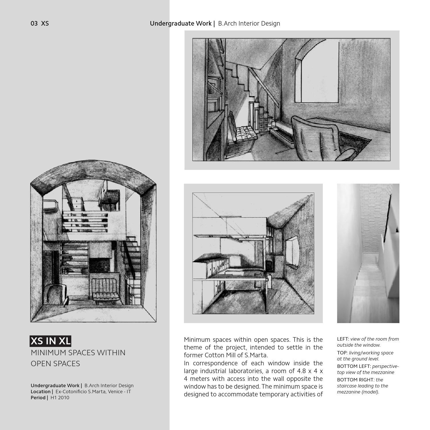 Andrea Cogo Graduate Architecture Portfolio By Andrea Cogo Issuu