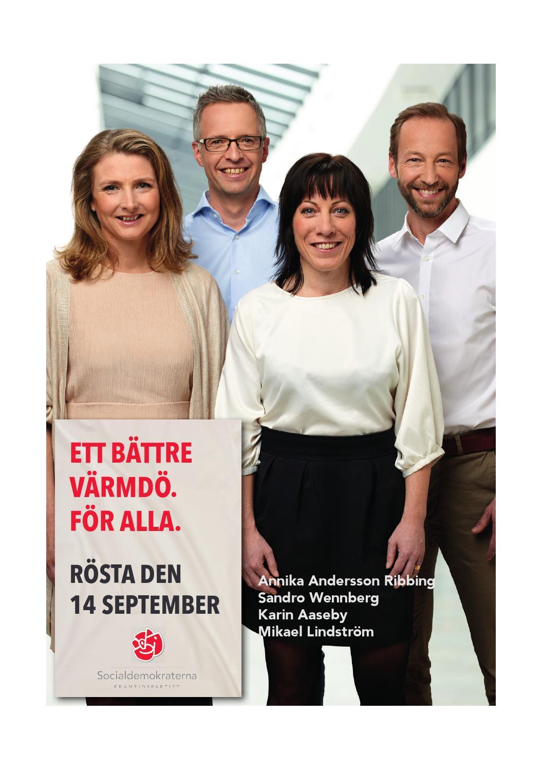 Vi söker dig, kvinna år på Värmdö! - CMS Sweden