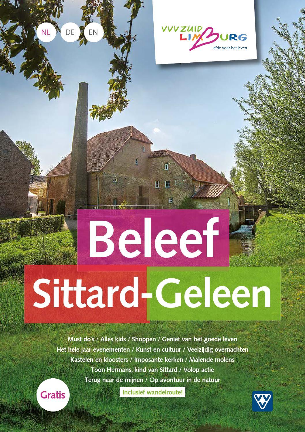 Vvv Zuid Limburg Beleef Sittard Geleen By Visit Zuid