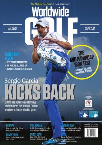 99ff2e78ad5 Worldwide Golf Magazine - September 2014 issue by WSP Global - issuu