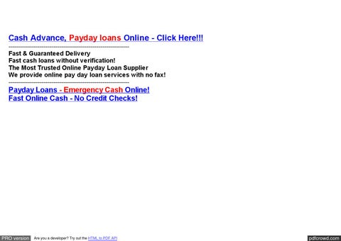 Payday loans quick payout image 1