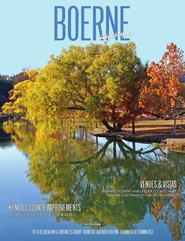 Boerne Tx 2014 Relocation And Business Guide By Tivoli Design