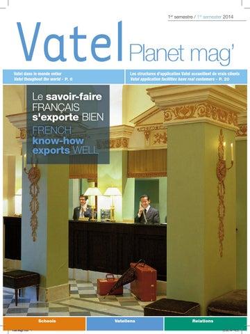 Parfait Vatel Planet Magu0027 2014 By Vatel   Issuu