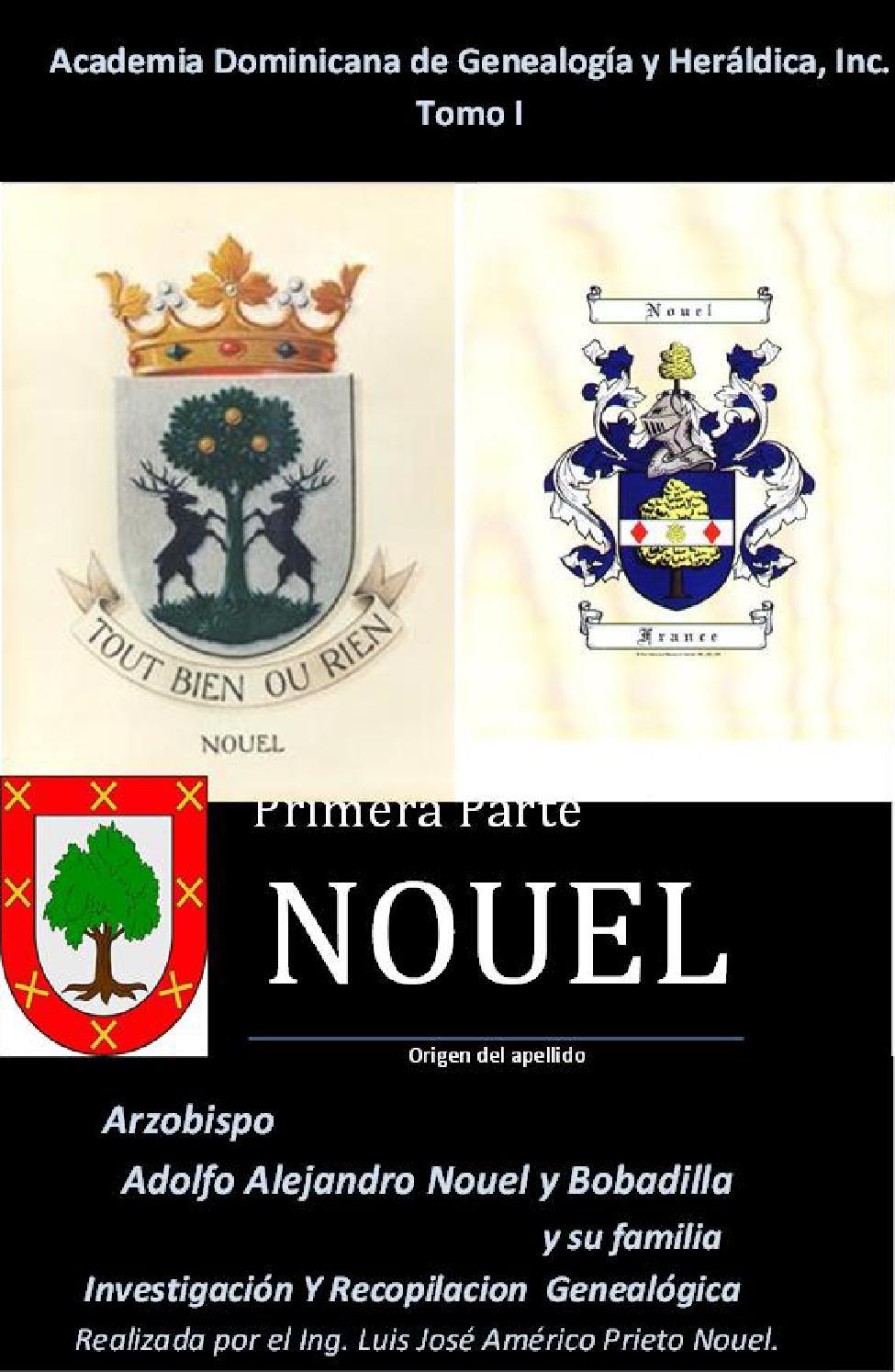 I origenes nouel pdf formato 6x9 by Academia Dominicana de ...